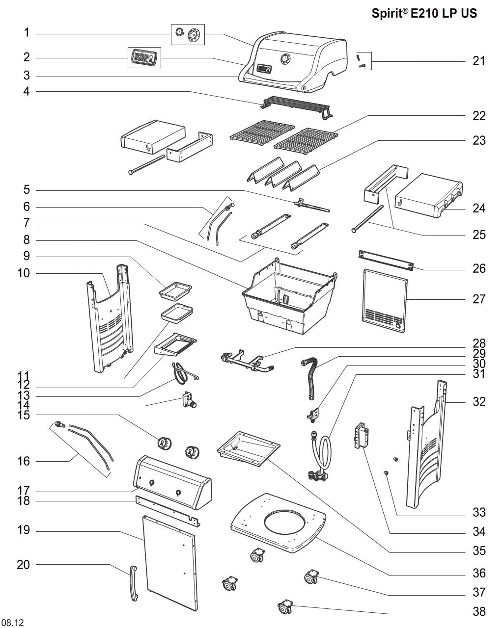 Schematic Image 46110001
