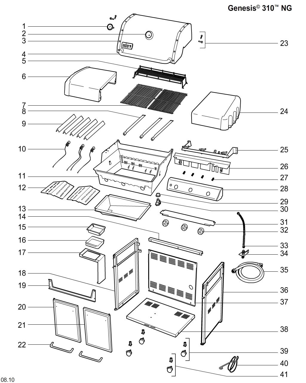 Schematic Image 6611001